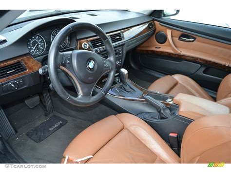2007 Bmw 3 Series Interior by Saddle Brown Black Interior 2007 Bmw 3 Series 328i Coupe