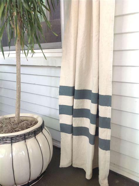 diy patio curtains best 25 canvas curtains ideas on pinterest curtains