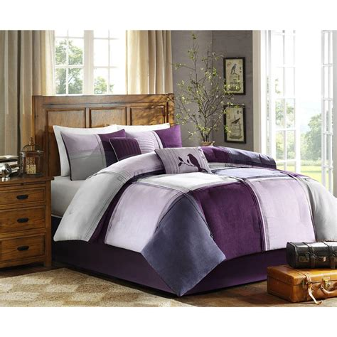 add touches of purple to your home