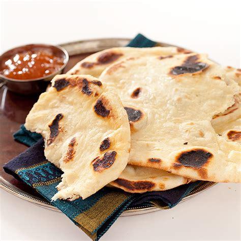 Indian Flatbread Naan Recipe America S Test Kitchen American Test Kitchen Recipes