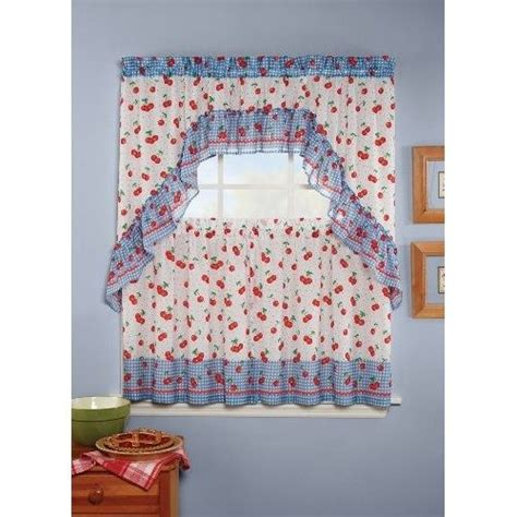 vintage kitchen curtains 32 best kitchen curtains vintage style images on