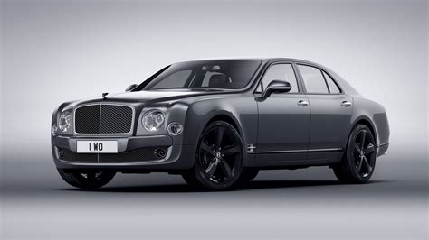 bentley mulsanne matte black official bentley mulsanne speed beluga edition by