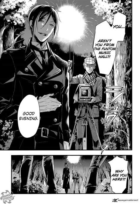 read black butler kuroshitsuji 123 read kuroshitsuji 123 page 17