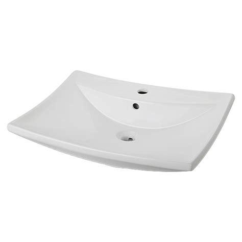 bauhaus gäste wc waschbecken cameo waschtisch sharki 45 x 59 5 cm wand