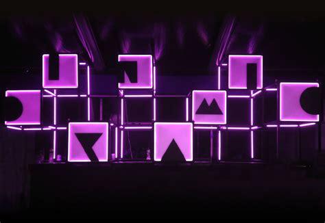 Diy Led Light Modular Stage Design For Diynamic Flora Amp Faunavisions