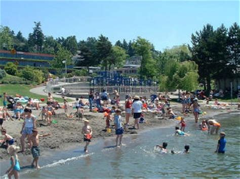 parks and community services: houghton beach park