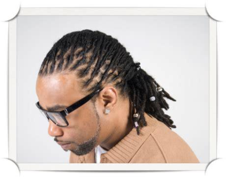 loc style ideas for men dreadlock hairstyles