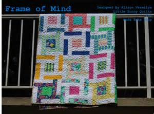 Frame of mind throw quilt moda bake shop bloglovin