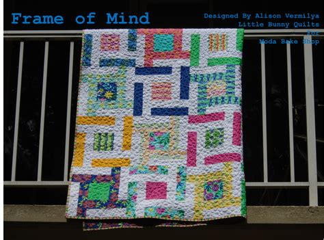 Moda Bake Shop Quilt Patterns by Frame Of Mind Throw Quilt Moda Bake Shop Bloglovin