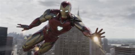 iron mans avengers endgame armor