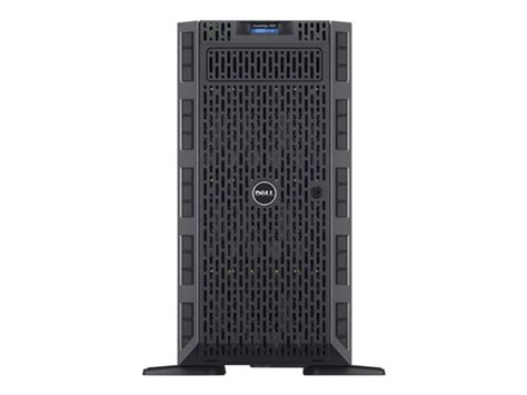dell poweredge t630 xeon e5 2609v4 1 7ghz 8gb ram 1tb hdd 5u tower server ebuyer