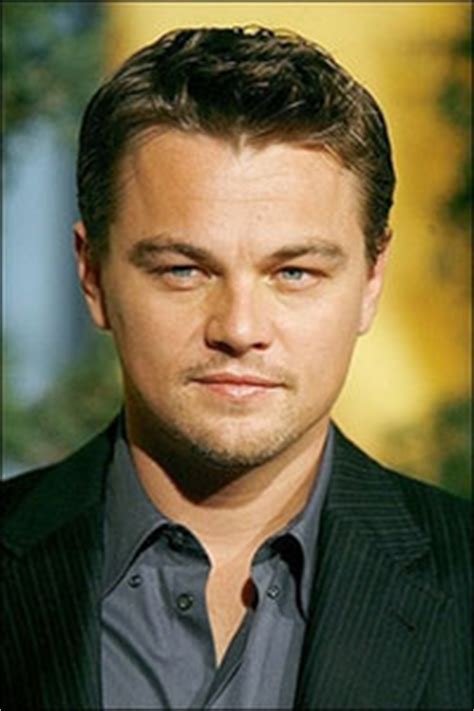 Leonardo Dicaprio To In Documenting Enron by Leonardo Dicaprio To In Enron