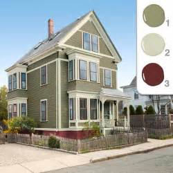 The sage scheme picking the perfect exterior paint colors this old