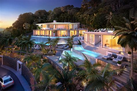 Beach Style Homes by Amazing Luxury Villa In San Jose Ibiza Gentleman S