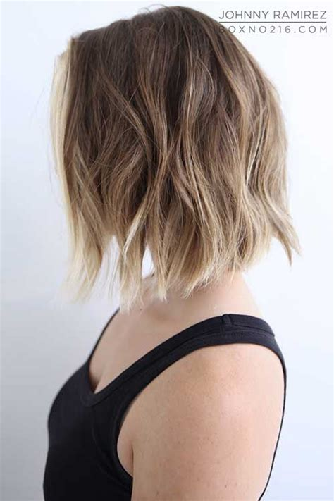 ombre for short fine hair 25 best ideas about ombre short hair on pinterest short