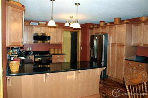 Modernizing Oak Kitchen Cabinets Oak Kitchen Cabinets Contemporary Kitchen Minneapolis By Cliqstudios