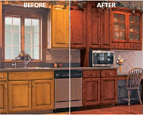 Updating Existing Kitchen Cabinets do it yourself glazing cafemom