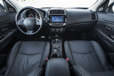 mitsubishi outlander sport interior 2015 mitsubishi outlander reviews and rating motor trend
