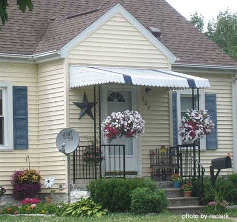 home awnings for porch aluminum porch awning metal porch awning
