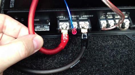 install subwoofer  amp   lexus car audio