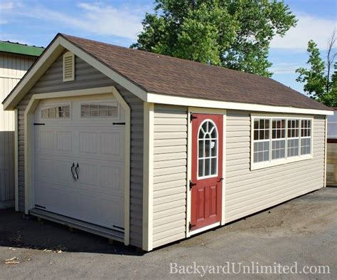 Garden Shed Doors Sale by For Sale 12 X24 Garden Shed Garage With Heritage Garage