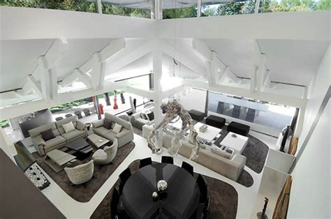 Sci Fi Home Decor Two Story House In Madrid Integrating Cool Sci Fi Elements Of D 233 Cor Freshome