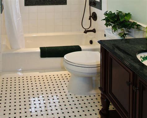 white bathroom floor black and white bathroom floor tile