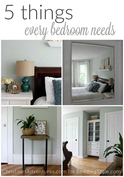 things you need for your bedroom 5 things every great bedroom needs from beddingstyle com