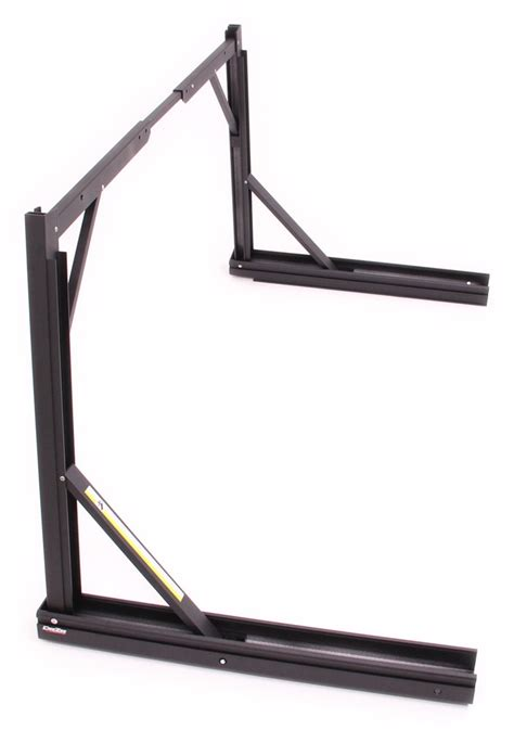 invis a rack folding ladder rack black powder coated