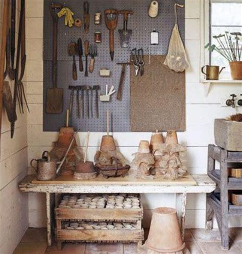33 Practical Garden Shed Storage Ideas Digsdigs Garden Shed Organization Ideas