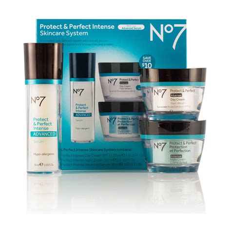 boots no 7 protect and skincare system