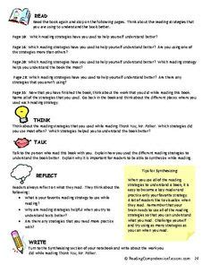 Thank You Letter Lesson Plan thank you mr falker storyline before using store