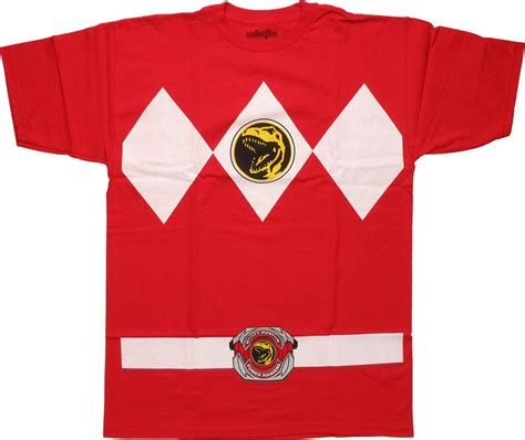 power rangers t shirt