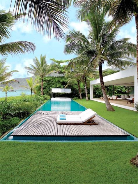 spectacular contemporary pools presented