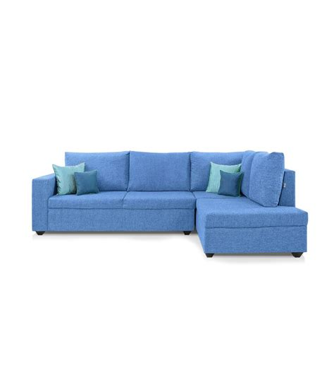 Turquoise Sofas by Comfort Turquoise Sofa Set Buy At Best Price