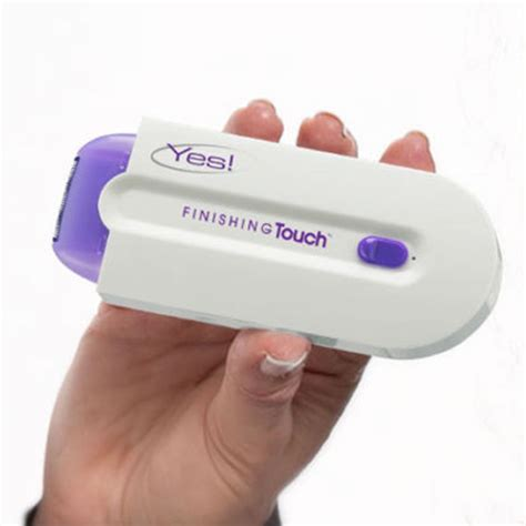 Finishing Touch Hair Remover by Yes Finishing Touch Hair Remover Instant Free Hair