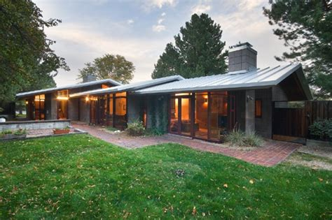 mid century modern ranch mid century modern house plans feature the atomic