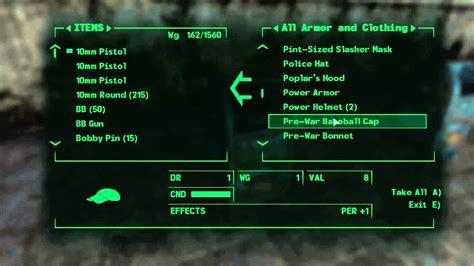 fallout 3 console cheats fallout 3 developer room