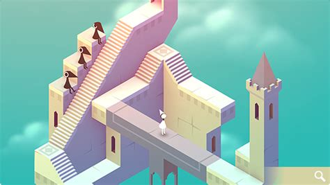 monument valley android monument valley a beautiful physics based puzzle