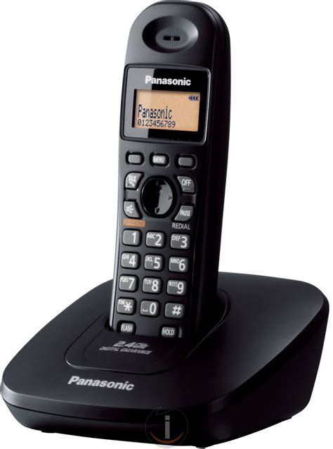 Telpon Telepon Telephone Wireless Panasonic Kx Tg3611 C Murah panasonic kx tg3611 cordless landline phone price buy