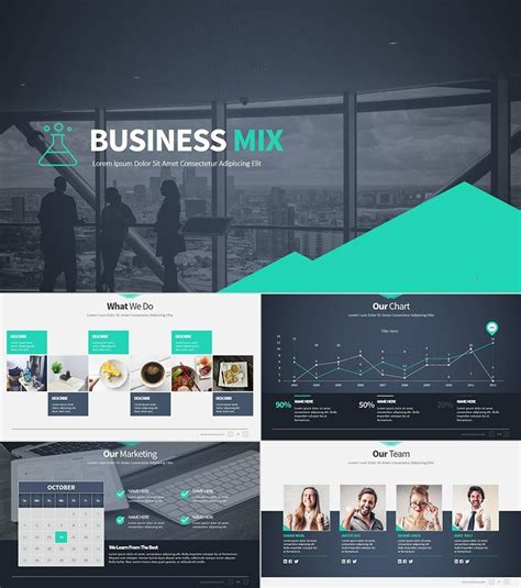 Business Presentation Templates Powerpoint Listmachinepro Com Professional Microsoft Powerpoint Templates