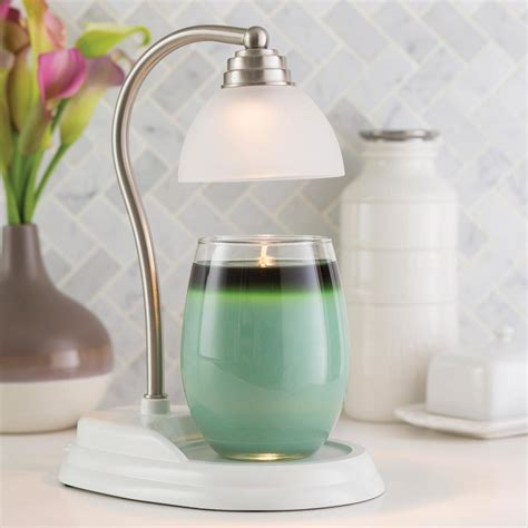 candel warmer candle warmers etc 11 in white nickel candle