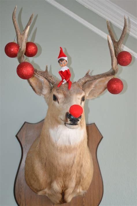 On A Shelf Reindeer by On A Shelf Ideas And Stories Season
