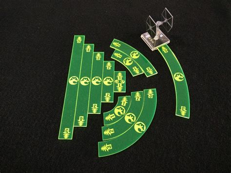 x wing movement templates wars x wing compatible movement templates