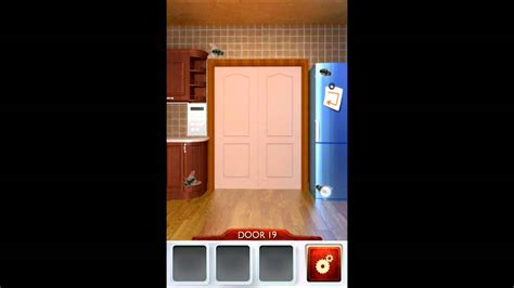 100 Floors Free Level 54 by 100 Doors 2 Level 19 Walkthrough