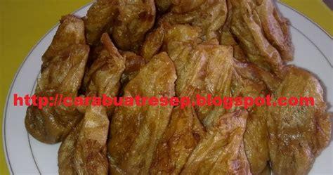cara membuat seblak garut cara membuat kue burayot khas garut resep masakan indonesia