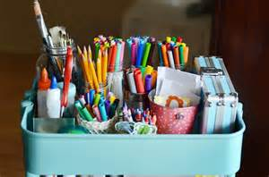 crafts supplies how to organize your craft supplies with an cart