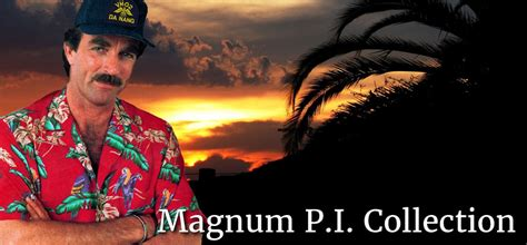 magnum pi for sale collection of magnum p i items