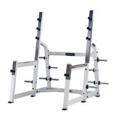 Nautilus Squat Rack by Strength Conditioning Room Cus Recreation