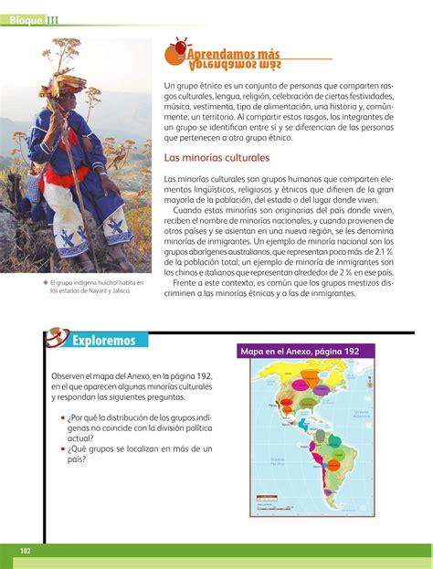 libro de 6 grado geografia el libro de geografia 6 grado geograf 237 a sexto grado 2016 2017 online libros de texto